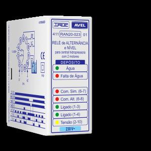 411RAN20 - Alternância e controlo de nível